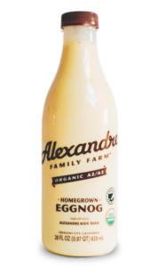 Alexandre Eggnog
