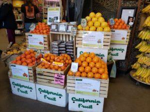 Citrus Display
