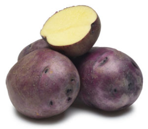 Huckleberry Potato
