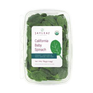 Jayleaf Baby Spinach