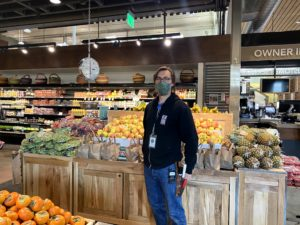 Sacramento Natural Foods Rick Kilby