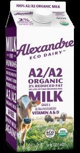 Alexandre UHT Reduced Fat Milk