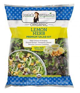 Josie's Lemon Herb Salad