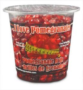 Pomegranate - I Love Pomegranates Arils 4.4oz Cup
