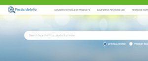 Pesticide Information Database