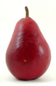 Red Bartlett Pear