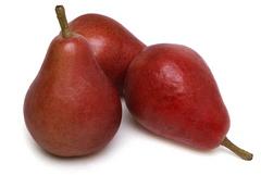 Starkrimson Pear