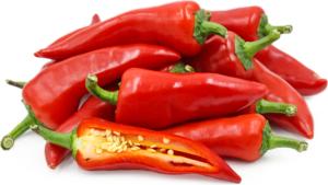 Red Fresno Chili Pepper