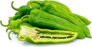Green Anaheim Pepper
