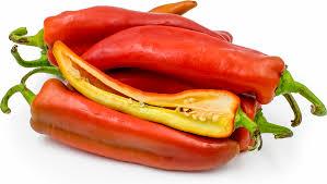 Red Anaheim Pepper