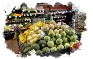 Organized Produce Department