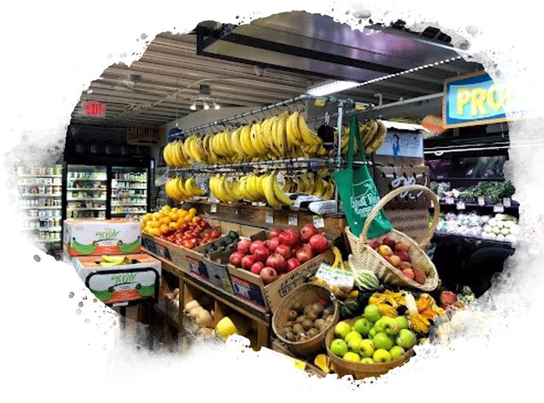 Hanging Banana Display